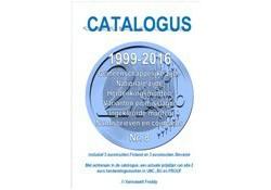 Catalogus voor de 2 euromunten 1999-2016