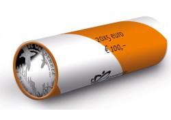 5 euro Unc Nederland 2016 het Waddenvijfje in rol (20 stuks) Voorverkoop*