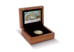Nederland 2016 Het Jheronimus Bosch  gouden tientje  in originele box  Voorverkoop*