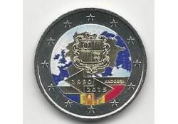 2 Euro Andorra 2015 25 jaar douaneovereenkomst met Eu
