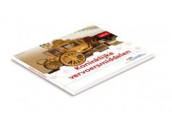 Nederland 2016 Themaset Koninklijke vervoersmiddelen