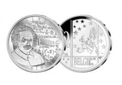 België 2016 10 euro Relaviteitstheorie Albert Einstein