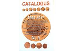 Catalogus voor de 2 euromunten 1999-2017