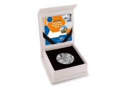 Nederland 2017 450 jaar Koninklijke Nederlandse Munt Penning  Zilver Proof