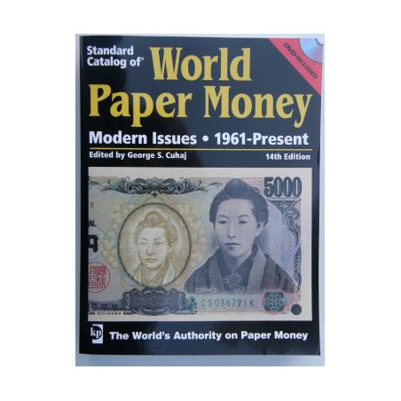 World Paper Money 1961- present 14th edition