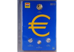 Importa supplement Beatrix Euro 2013 Gelegenheidsmunt 3713 GW