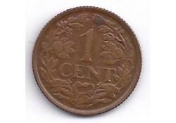 1 Cent Curacao 1947 Unc