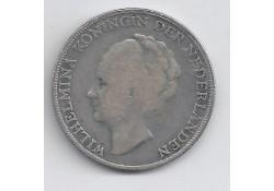 1 Gulden Curacao 1944 F Var. D