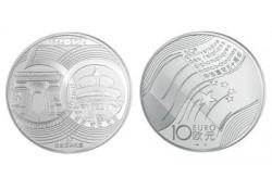 Frankrijk 2014 10 euro Proof 50 jr Sip. China in orig. doosje &