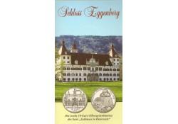 10 Euro Oostenrijk 2002, Johannes Kepler in Blister