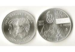 Spanje 2014 30 Euro El Greco