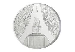 Frankrijk 2014 10 euro Proof Unesco Rivier de Seine in originele