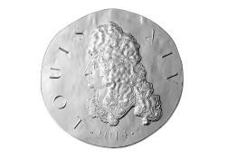Frankrijk 2014 10 euro Proof Louis XIV in originele verpakking &