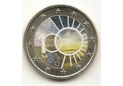 2 Euro België 2013 100 jaar KMI Gekleurd 189-HT