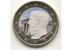 2 Euro Griekenland 2013 Plato Gekleurd 205/?