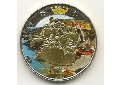 2 Euro Malta 2013 Self Government gekleurd 183/?