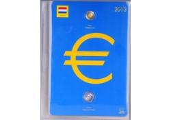 Importa supplement Beatrix Euro 2013 Gelegenheidsmunt 3713 G
