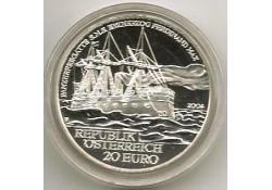20 Euro Oostenrijk 2004 Ferdinand Max Proof  Incl dsje & cert.