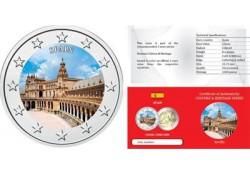 Culture & Heritage 2 euro  Spanje Sevilla