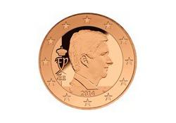 5 Cent België 2014 UNC