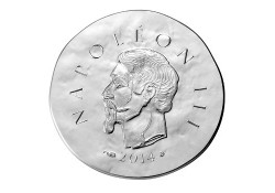 Frankrijk 2014 10 euro Proof Napoleon III I In originele verpakk