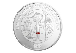 Frankrijk 2014 10 euro Proof Les vacances du petit Nicolas In or