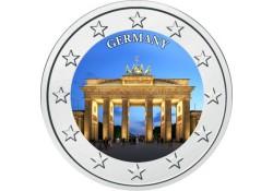 Culture & Heritage 2 euro Duitsland Brandenburgertor