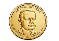 KM ??? U.S.A. 31 th President Dollar 2014 P Herbert Hoover
