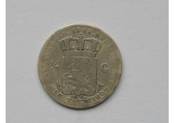 ½ Gulden 1848 ZF-