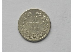 10 Cent 1889 ZF-