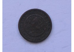 1/2 Cent 1886 ZF