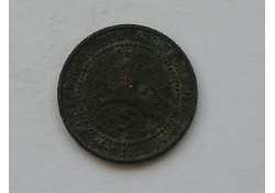 1 Cent 1884 ZF-