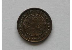 1/2 Cent 1894 PR