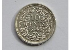 10 cent 1943 PP UNC
