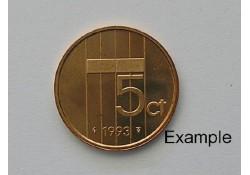5 Cent 1993 Unc