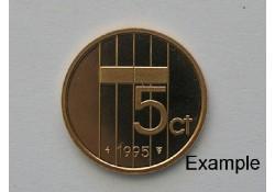 5 Cent 1995 Unc