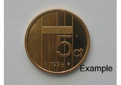 5 Cent 1996 Unc