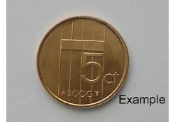 5 Cent 2000 Unc