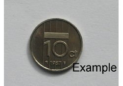 10 Cent 1987 Unc