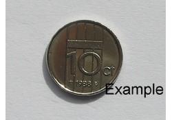 10 Cent 1988 Unc