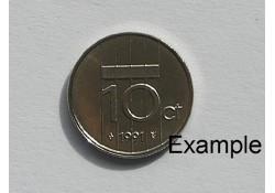 10 Cent 1991 Unc