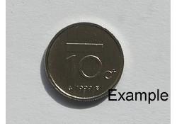 10 Cent 1999 Unc