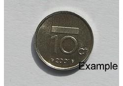 10 Cent 2001 Unc