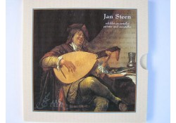 10 Gulden 1996 Jan Steen FDC