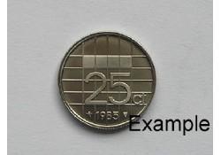 25 Cent 1985 Unc