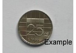 25 Cent 1986 Unc