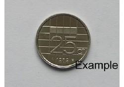 25 Cent 1989 Unc