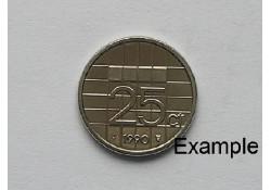 25 Cent 1990 Unc
