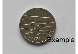 25 Cent 1992 Unc