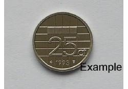 25 Cent 1993 Unc
